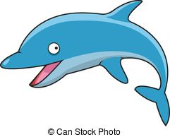 Bottlenose Dolphin clipart Blue Clip dolphin Bottlenose Jumping