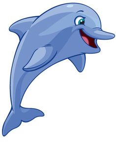 Bottlenose Dolphin clipart blue starfish Ocean dolphin Png tides online
