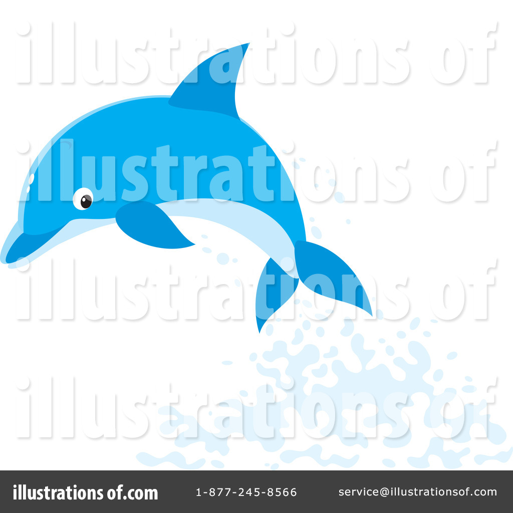 Bottlenose Dolphin clipart illustration Dolphin #1059727 Clipart Free Royalty