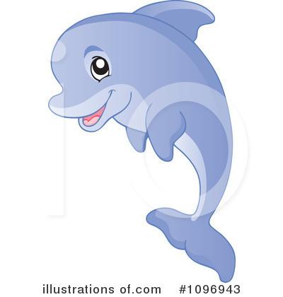 Bottlenose Dolphin clipart illustration Dolphin #1096943 #1096943 Free Royalty