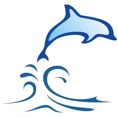 Bottlenose Dolphin clipart poseidon Thumb design and Web in