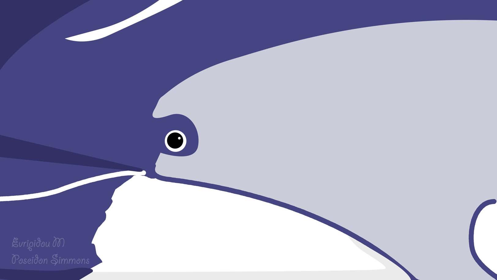 Bottlenose Dolphin clipart poseidon Pealesdolphin223 VCL jpg Poseidon vcl
