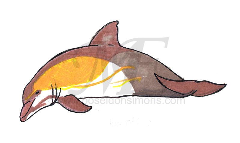 Bottlenose Dolphin clipart poseidon Demeter VCL jpg Poseidon vcl