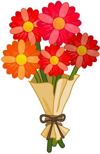 Bouquet clipart Bouquet art Flower & clip