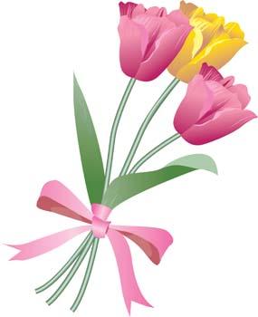Bouquet clipart Flower Free flower%20bouquet%20clipart%20black%20and%20white Black Panda