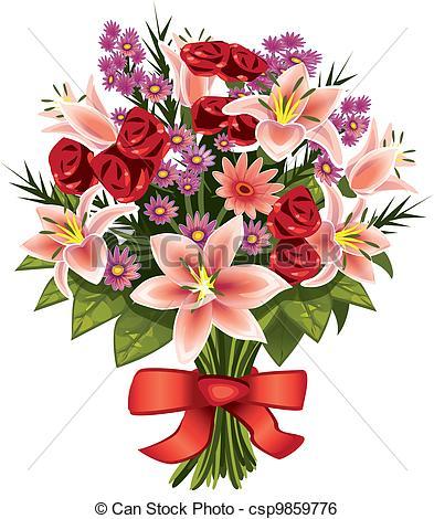 Bouquet clipart Clipart clipart Bouquet drawings Bouquet