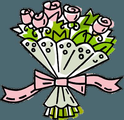 Bouquet clipart Art Summer Clip Rose of