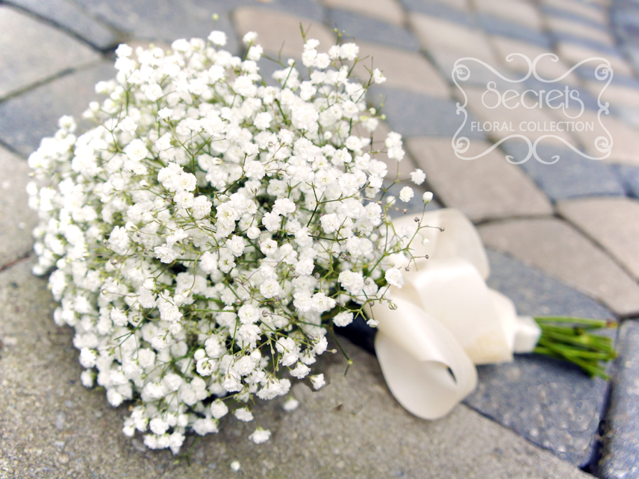 Bouquet clipart baby's breath With Wedding Fresh toss Archives