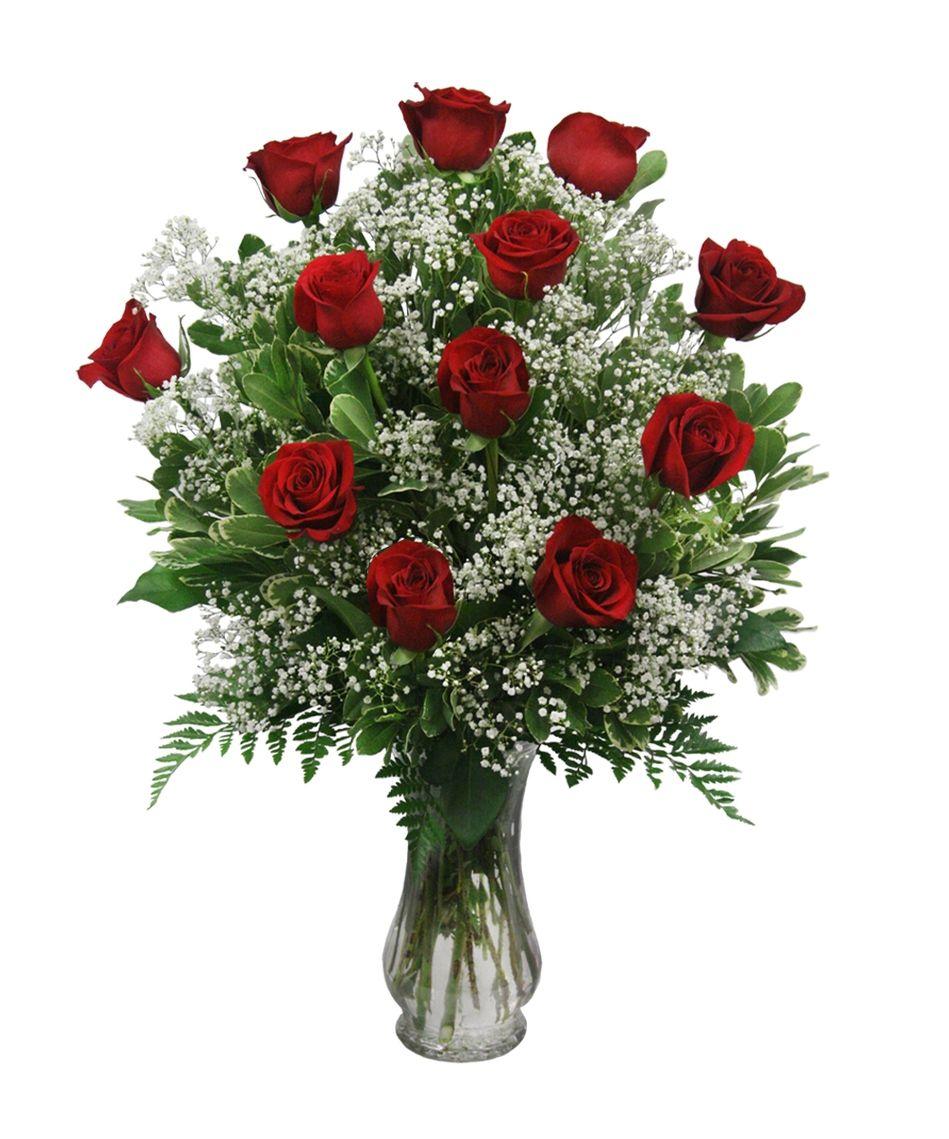Bouquet clipart dozen rose Rose in Dozen Flowers Arrangement
