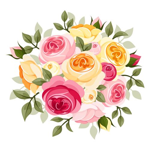 Flowers vector Flower · 04