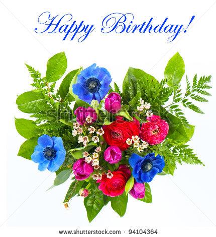 Bouquet clipart happy birthday Happy clipart Birthday (53+) Bouquet