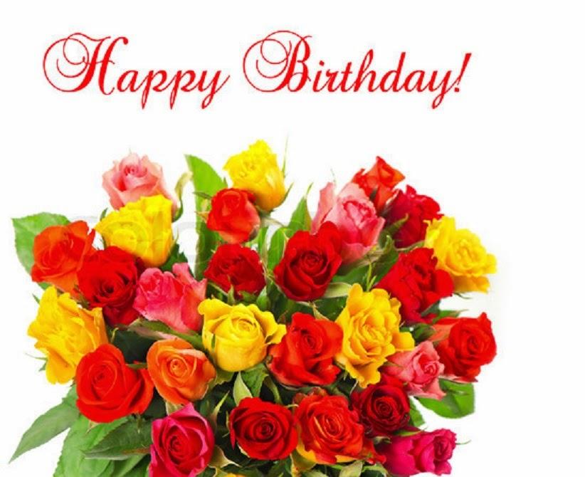 Beautiful clipart birthday flower  Birthday on this Birthday