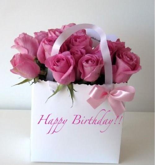 Bouquet clipart happy birthday  Birthday & on Pinterest