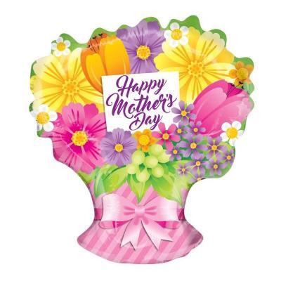 Bouquet clipart mothers day flower Cupcake Bouquet Balloon Balloon Mother's