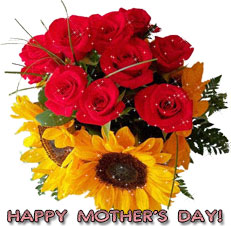 Bouquet clipart mothers day flower Free on bouquet her Graphics