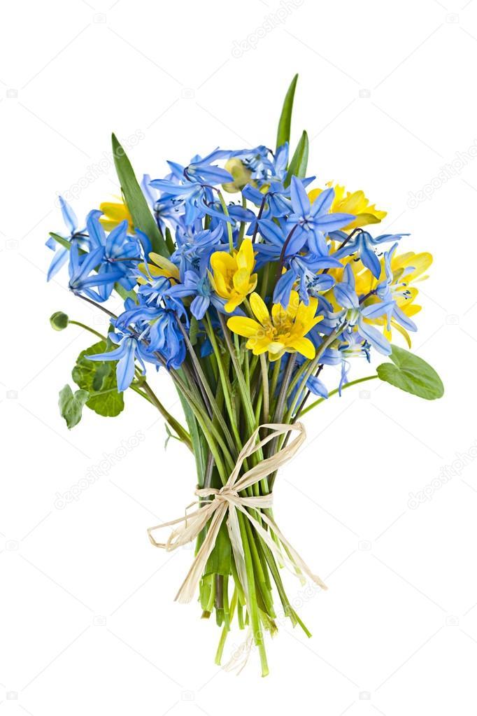 Bouquet clipart spring flower bouquet Clipart clipart info magiel Spring