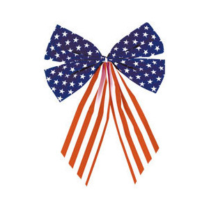 America clipart bow tie Polyvore White Red FLAG Blue