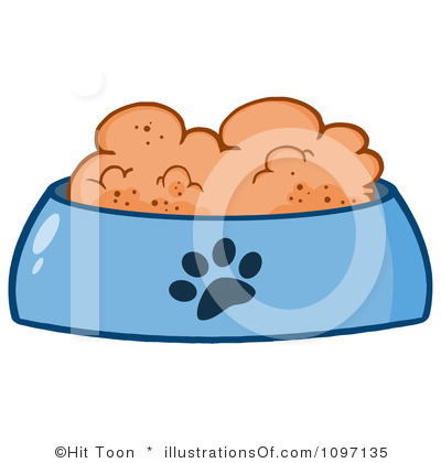 Bowl clipart cat food Art photo#10 Art Dog Bowl