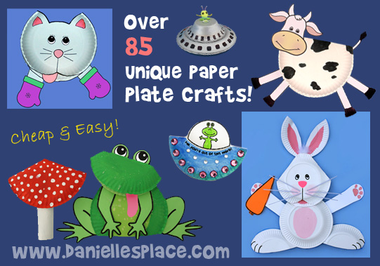 Bowl clipart paper plate  Paper Kids for Crafts