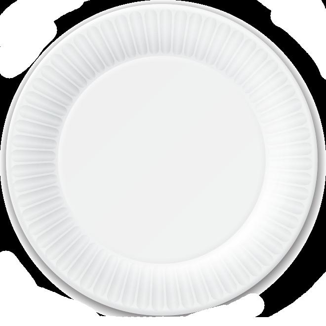 Bowl clipart paper plate Aspen White Products Paper Aspen
