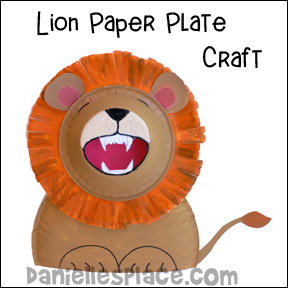 Bowl clipart paper plate From from Bowl Roaring Lion