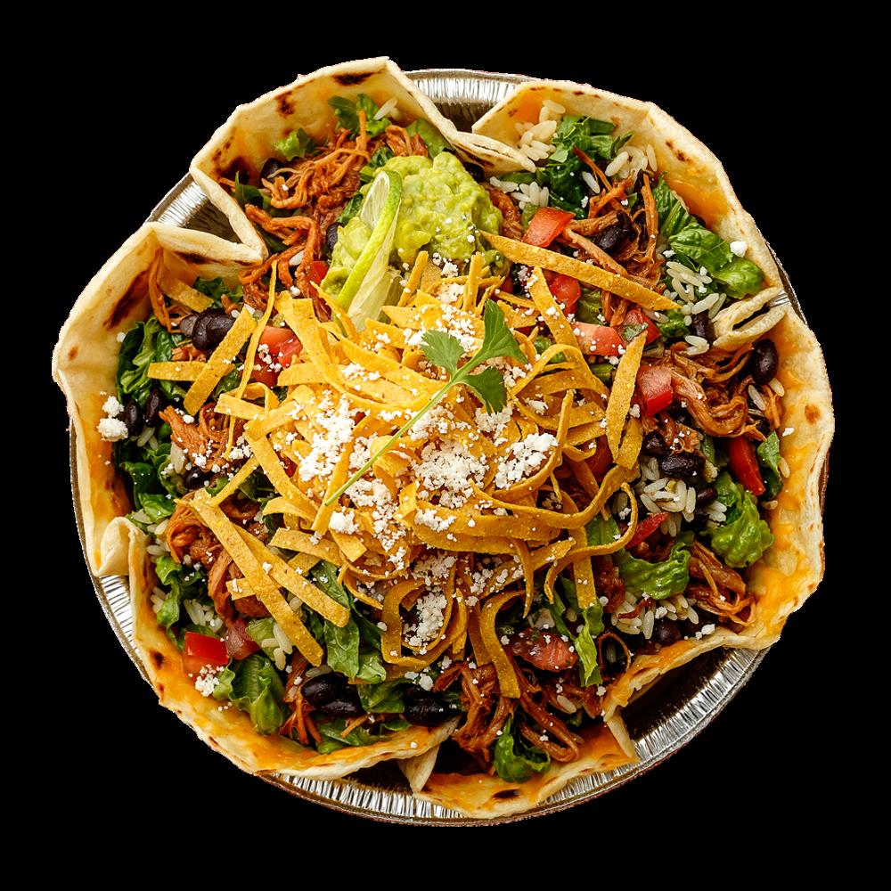 Bowl clipart taco salad Rio Grill Taco  Mexican