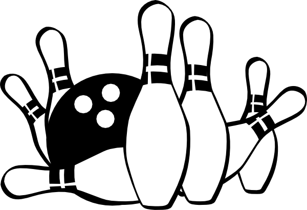 Bowling clipart Bowling images Clipartix clip Free