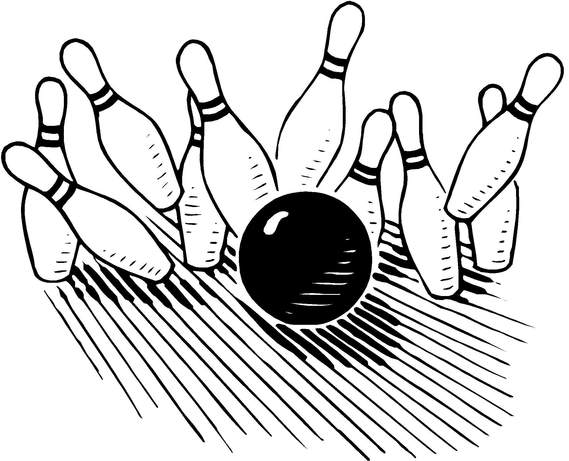 Bowling clipart Bowling cliparts Clipartix clipart Free