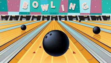 Alley clipart bowling alley #6