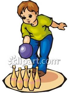 Boy clipart frustrated Throwing Ball Picture Toy Bowling