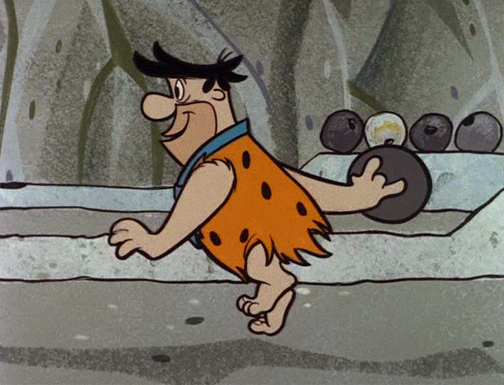 Bowling clipart flintstones The  bowling Twinkle Spin