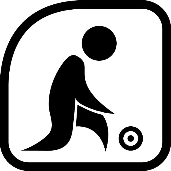 Bowl clipart indoor bowl Pictogram lawnbowls Bowls Commonwealth Games