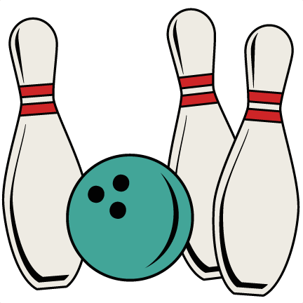 Retro clipart bowling pin #11