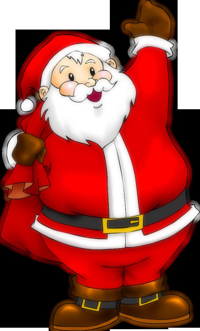 Bowling clipart santa claus Santa Png claus картинок Santa
