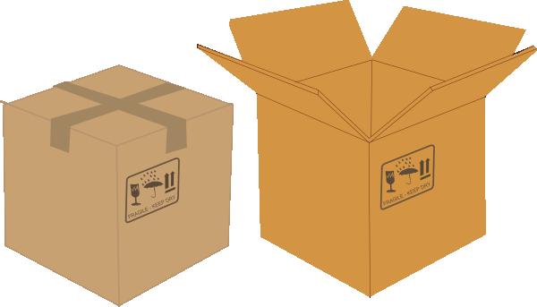 Box clipart Com as: clip online Clip