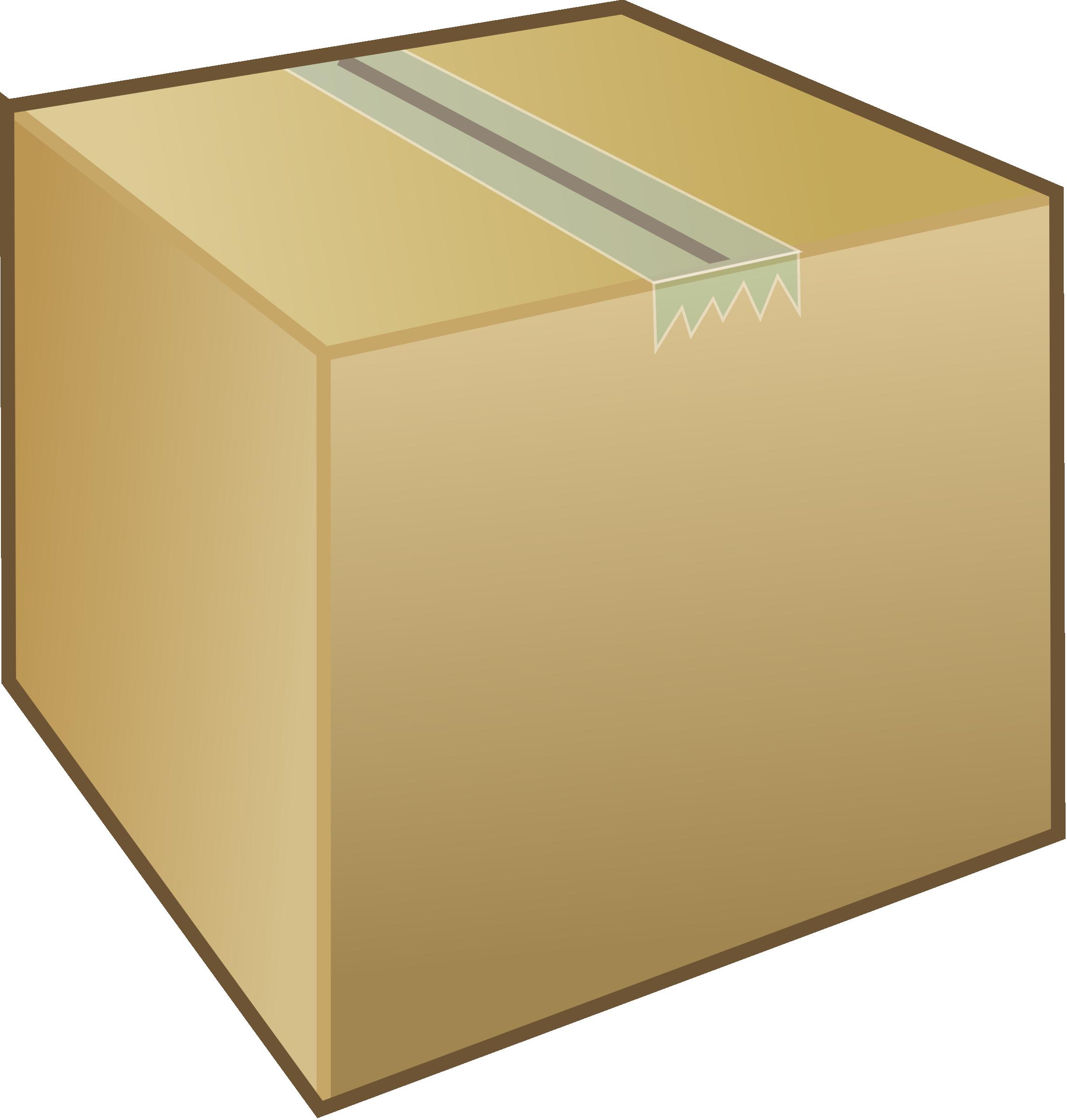 Parcel clipart closed box Clipart Images Clipart Free Box