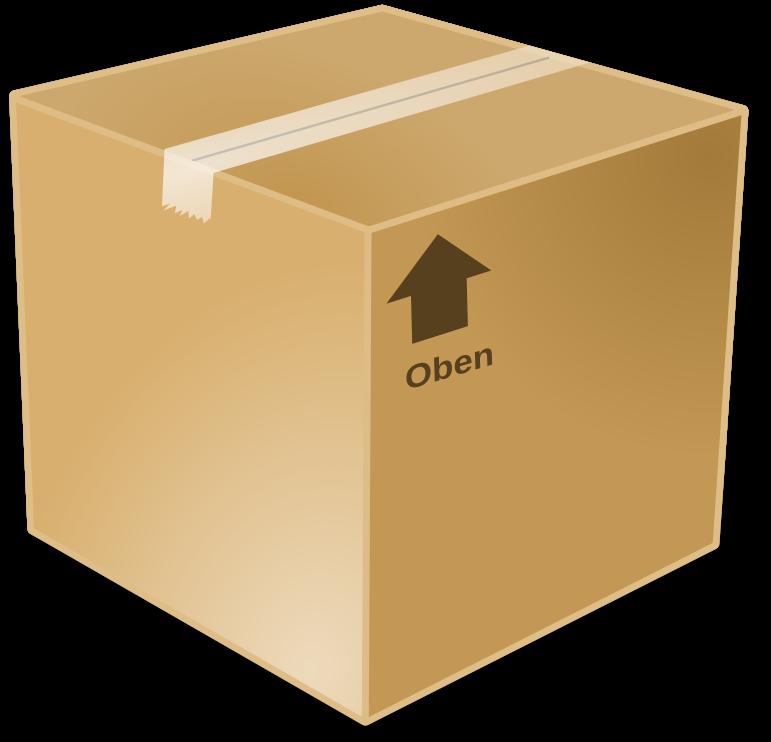 Box clipart Art Use Public Clip box9