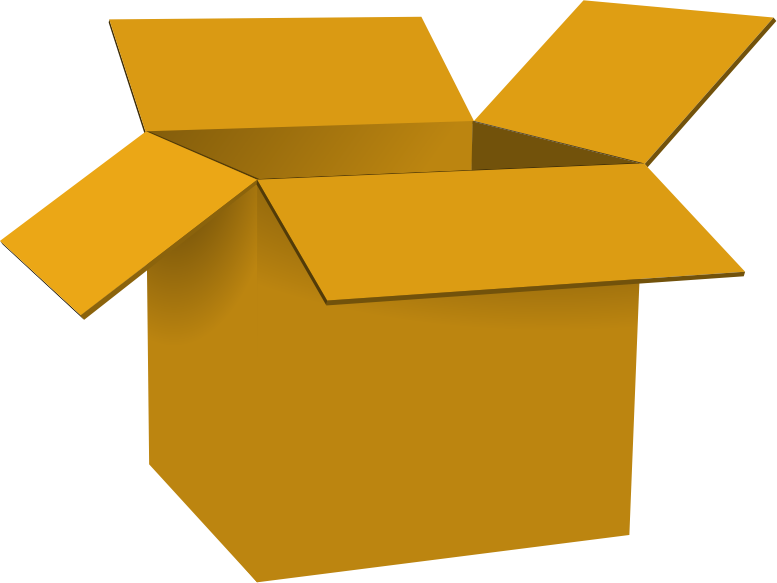 Box clipart — Box (6063) Images Nice