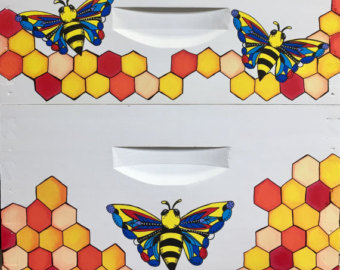 Bee Hive clipart box Hive Boxed Hand clipart Boxes