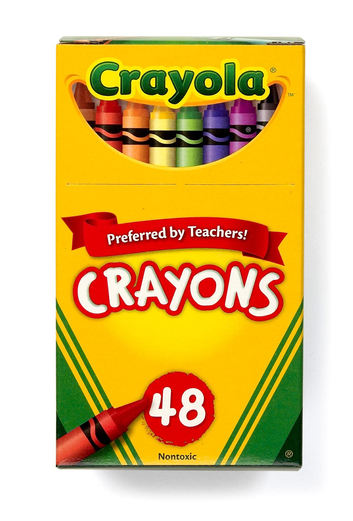 Paint clipart crayon #21462 Crayon Clip Box Clipartion