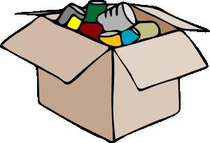 Box clipart cartoon Socks com Box Of Art