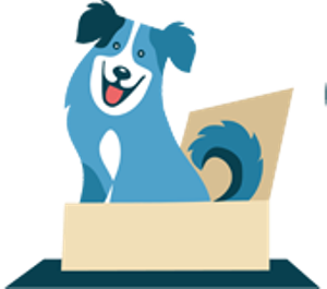 Box clipart dog Box video and with new