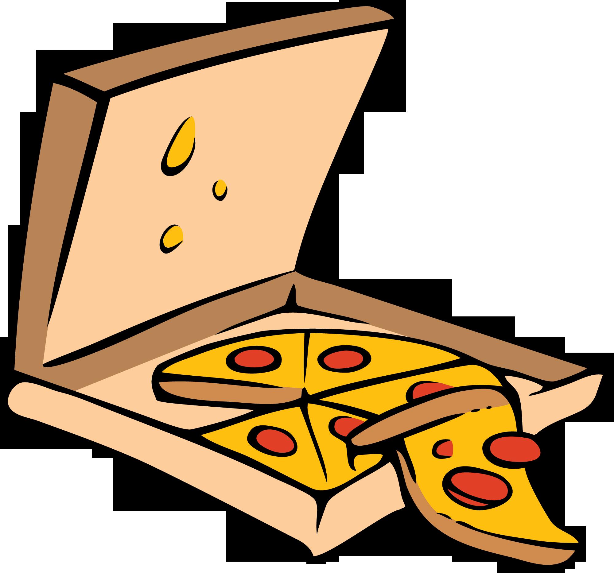 Pizza clipart yellow Clipart pizza%20cartoon Clipart Panda Images