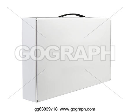 Box clipart portfolio With Carton Box Folder Case