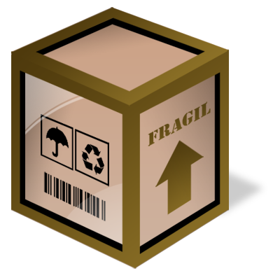 Box clipart shipment Shipment icon shipping Box package
