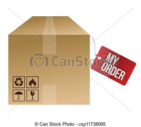Box clipart shipment And Illustrations 7 Clip Order