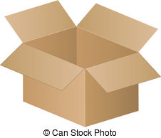 Box clipart shipping box Shipping Vector of box Search