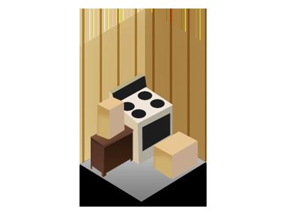 Box clipart storage unit In Storage Bloomington 5'x5′ Unit