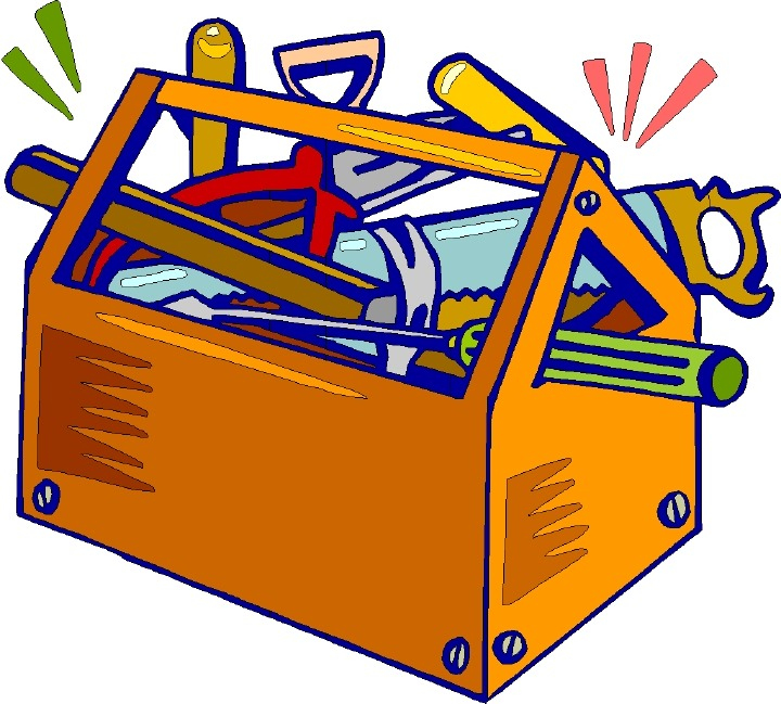 Brown clipart toolbox Toolbox library Clipart Clipart Clipart