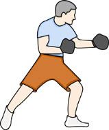 Boxer clipart Search for Results Pictures boxer